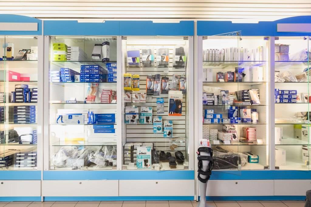 orthopédie toussaint produit orthopédique de série